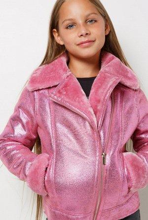 Куртка детская для девочек Varda 20210130197