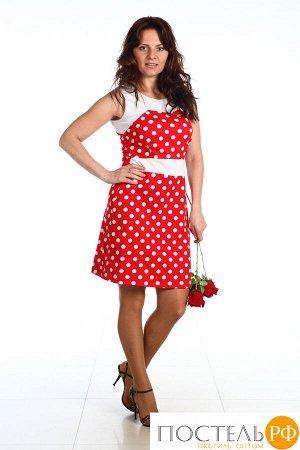 Сарафан Natalie Цвет: Красный (44). Производитель: АстраИвТекс