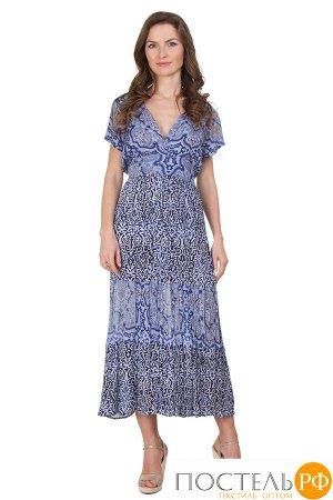 Платье Dacia Цвет: Синий (44). Производитель: Ганг