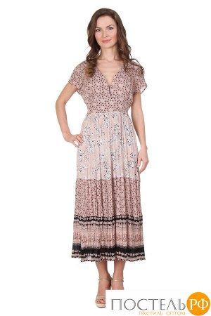 Платье Spanish Цвет: Розовый (48). Производитель: Ганг