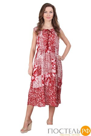 Платье Eternty Цвет: Красный, Белый (48). Производитель: Ганг