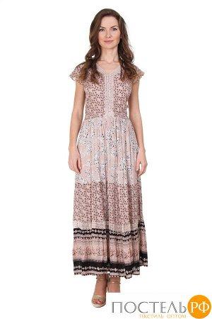 Платье Napoli Цвет: Розовый (46). Производитель: Ганг