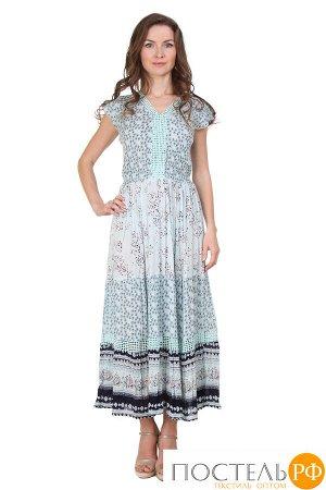 Платье Donia Цвет: Голубой (46). Производитель: Ганг