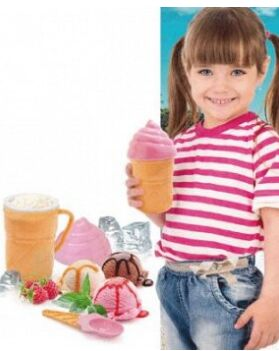 Стаканчик для приготовления мороженого Just Shake