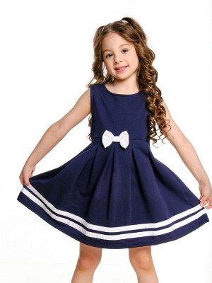 Платье (80-92см) UD 1003(1)синий