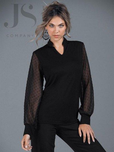 JADEA - 41. Комфортное белье и трикотаж — Одежда Jadea - блузки и платья — Рубашки и блузы