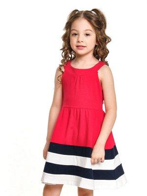 Платье (92-116см) UD 2909(2)красный