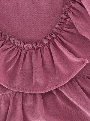 Платье (98-122см) UD 6961(2)слива