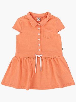 Платье (92-116см) UD 3297(5)персик