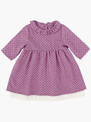 Платье (98-116см) UD 6340(2)лиловый