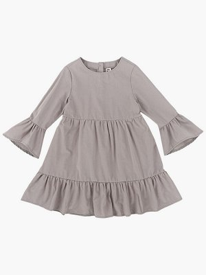Платье (122-146см) UD 7035(2)св.серый