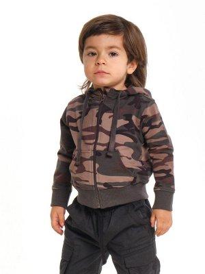 Куртка камуфляж (80-92см) UD 1035(1)св.хаки