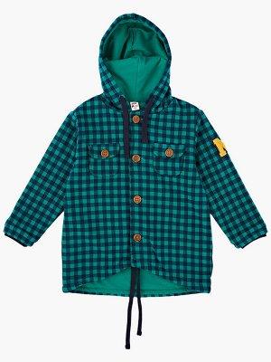 Парка (куртка) (80-92см) UD 2058(1)зелен