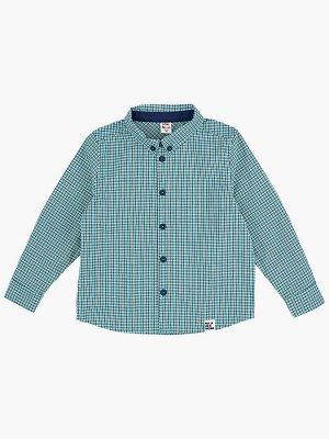 Сорочка (рубашка) (98-122см) UD 4810(3)бир клетка