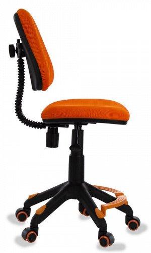 Кресло детское Бюрократ KD-4-F/TW-96-1 подставка для ног оранжевый TW-96-1
