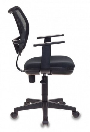 Кресло Бюрократ Ch-797AXSN черный сиденье черный 26-28 сетка/ткань крестовина пластик