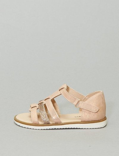 Одежда из Франции для всей семьи! — Девочки. Обувь,  тапочки. — Босоножки, сандалии