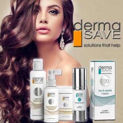 🔥Товары первой необходимости! Косметика и уход !🔥 — Молодость кожи и роскошь волос от DermaSeve — Для волос