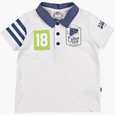 MINI MAXI: Отшили наряды/Полный ассортимент  — Для мальчиков/Рубашки, поло — Для мальчиков
