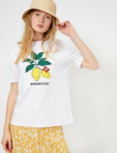 Джинсы от 700 р. и футболки от 250 руб Koton! Турция. — Футболки, блузы,  женские — Рубашки и блузы