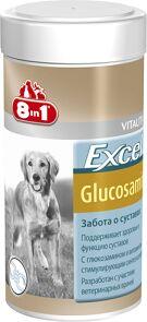 8in1 Excel Глюкозамин 55 таб.