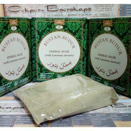 12 Хна для волос бесцветная йеменская со смесью лечебных специй Al Bairuni