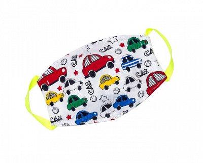 Smile Decor - развивающие игрушки, заготовки, пазлы  — Маски защитные детские и взрослые — Бахилы и маски