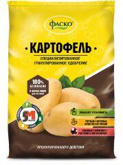 Удобрение органо-минеральное Фаско Картофель 5кг сухое гранулированное