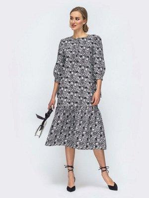 Платье Материал: Джинс; Состав: 80% хлопок, 20% полиэстер; Растяжимость: нет; Стирка: Стирка- Обычная стирка при температуре воды до 40°C Глажка- Глажка при температуре подошвы утюга до 150°C Сушка- С
