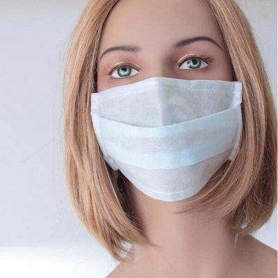 RICHET Новинки лето 2020 - 20% на экокожу, -10% на  нат кожу — маска гигиеническая — Защитная и медицинская одежда