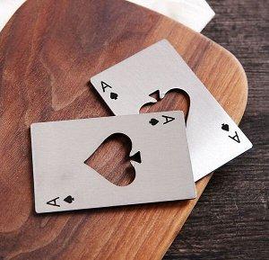 Открывашка для любителей игры в покер