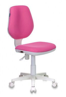 Кресло детское Бюрократ CH-W213 розовый TW-13A крестовина пластик пластик белый
