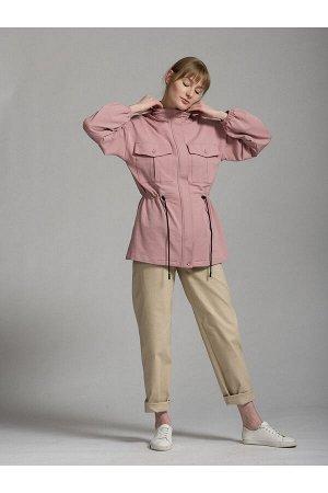 #100483 Куртка Розовый
