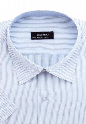 Сорочка мужская короткий рукав CASINO c121/0/130/1