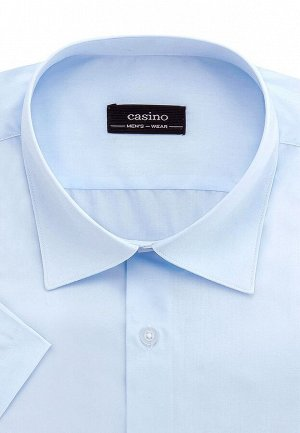 Сорочка мужская короткий рукав CASINO c201/05/321/Z