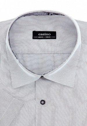 Сорочка мужская короткий рукав CASINO c134/0/058/1
