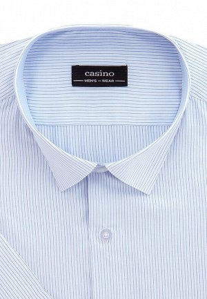 Сорочка мужская короткий рукав CASINO c121/05/130/Z/1