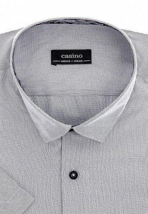 Сорочка мужская короткий рукав CASINO c134/05/058/Z/1