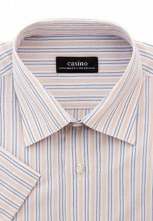 Сорочка мужская короткий рукав CASINO c151/0/7393