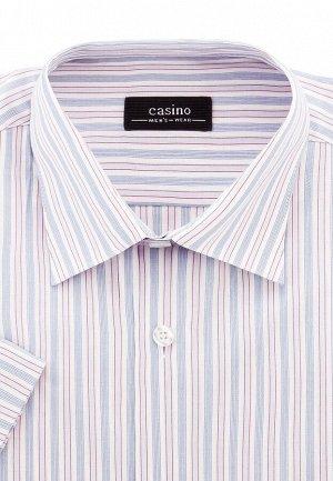 Сорочка мужская короткий рукав CASINO c121/0/7392
