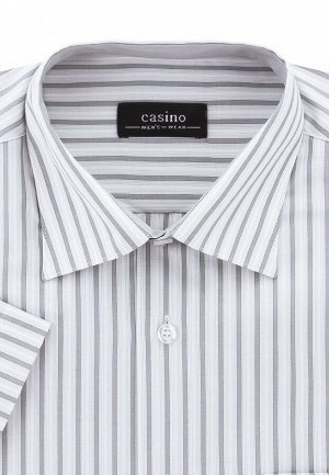 Сорочка мужская короткий рукав CASINO c131/0/6821/Z/1