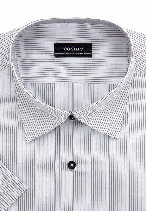 Сорочка мужская короткий рукав CASINO c131/0/130/1