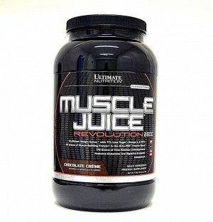 Гейнер ULTIMATE NUTRITION Muscle Juice Revolution 2600 - 2,1 кг