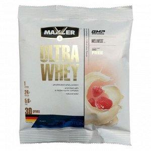 Протеин MAXLER Ultra Whey (пробник) - 30 гр