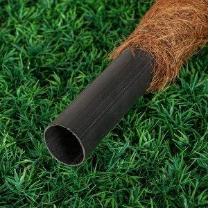 Колышек для подвязки растений, h = 80 см, d = 3,2 см, кокос, Greengo