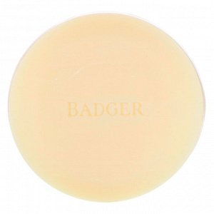 Badger Company, Кусковой шампунь, жожоба и баобаб, 3 унции (85 г)