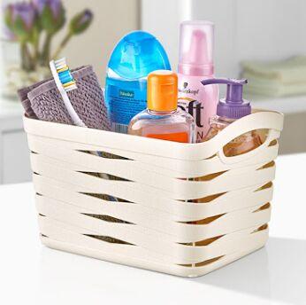Азбука Домашнего Уюта! Легкая уборка -Идеальный Результат — Корзина для хранения  — Системы хранения