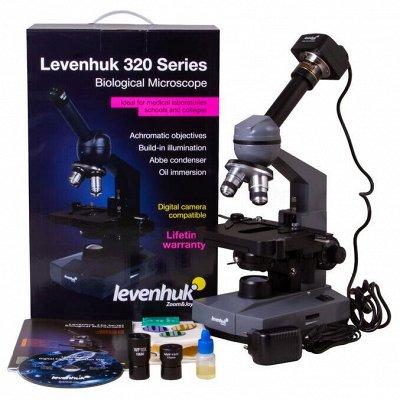 Lеv*nhuk. Спецзакупка оптических приборов!   — Микроскопы Levenhuk — Другое