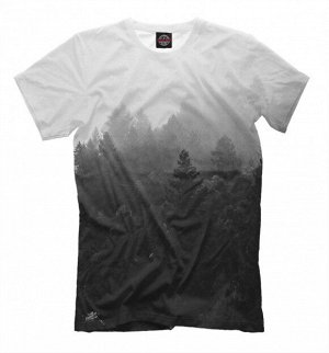 Мужская футболка Лес MAC-889396-fut-2