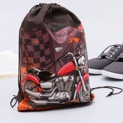 Яркие сумки и рюкзаки-28. Цены от 500 рублей!  — Мешки для обуви. Новые принты! — Школьные принадлежности